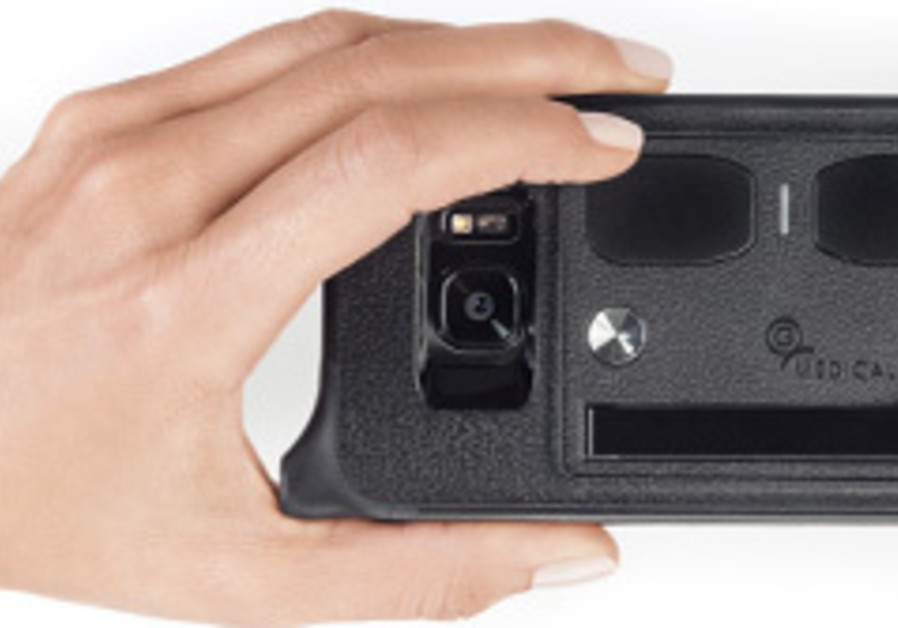 G Medical Innovation's Prizma G2 Medical Smartphone Cover