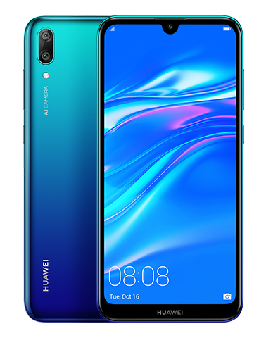 Best Smartphones Under P15,000 - Huawei Y7 Pro 2019